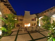 Mediterranean Home with Courtyard