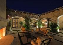 Mediterranean Homes with Center Courtyard