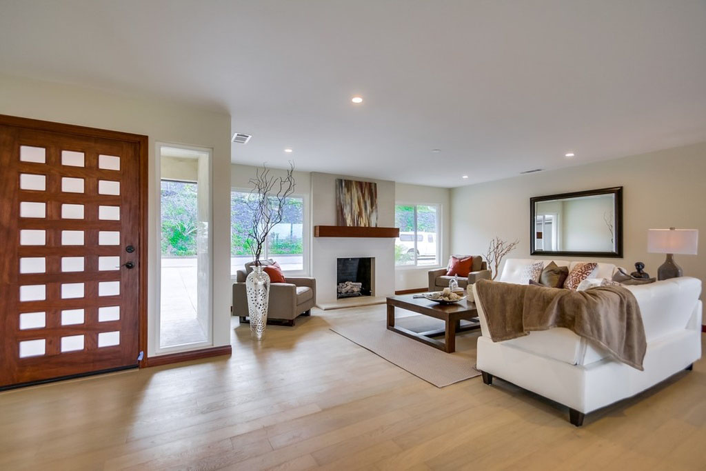 Californian Ranch Style Bungalow House With Modern Flair  iDesignArch  Interior Design