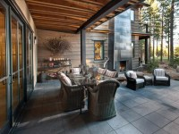 Rustic Mountain Style Lake Tahoe Dream Home   iDesignArch ...