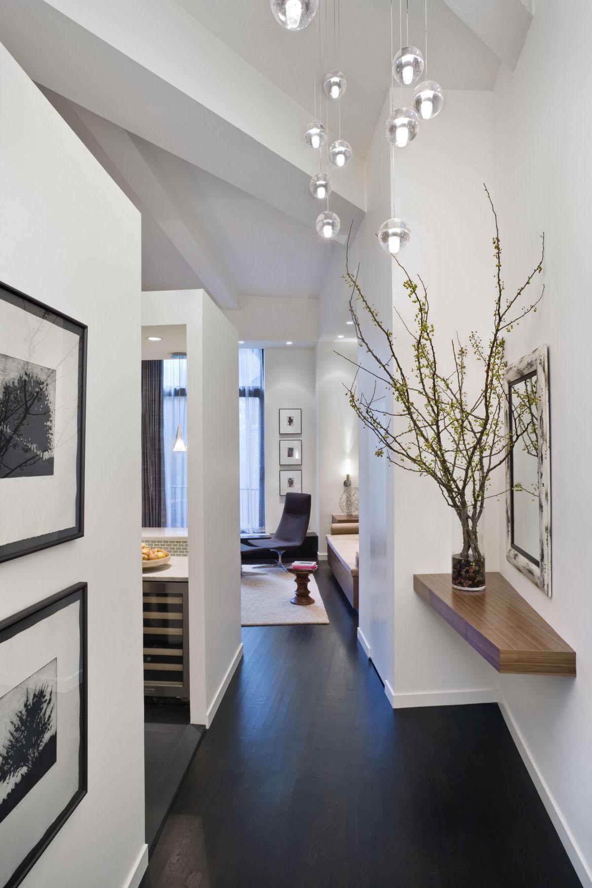 Loft Style Apartment Design In New York  iDesignArch  Interior Design Architecture  Interior