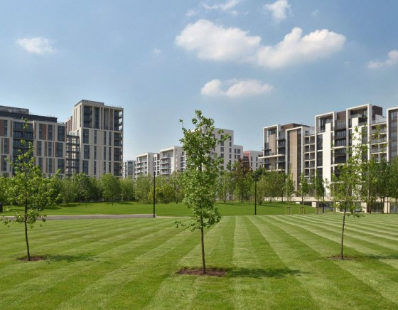 London-Olympic-Village