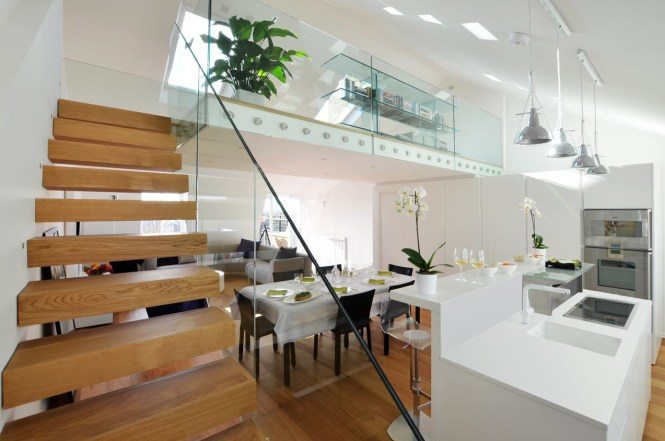 Contemporary London Apartment