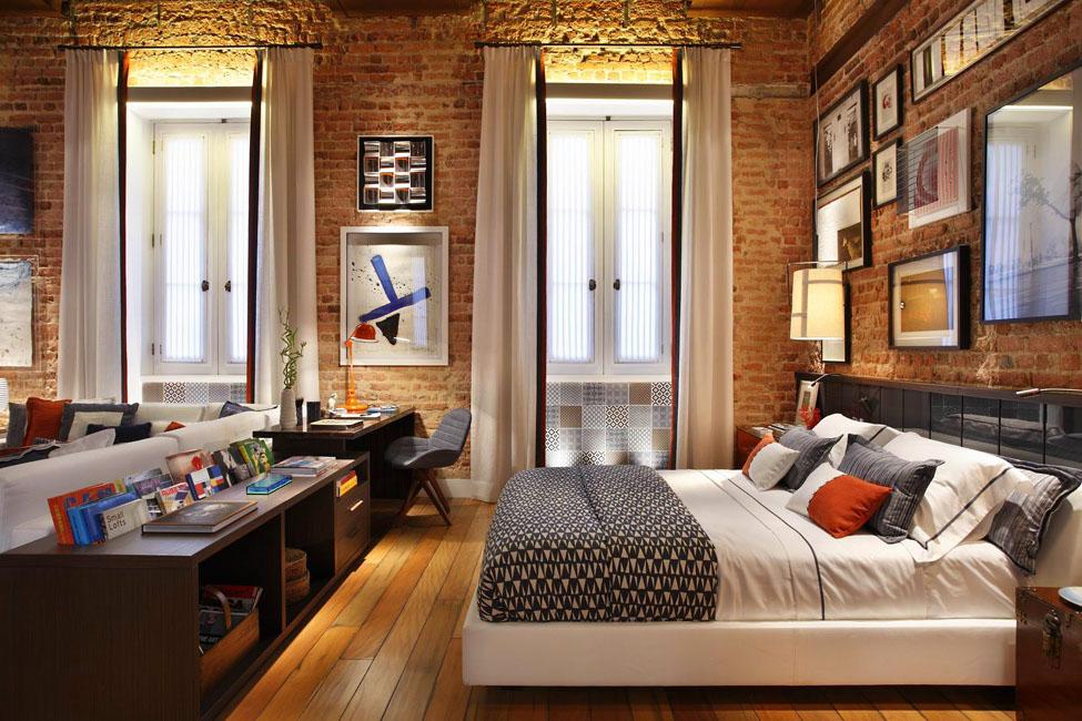 Open Plan Loft With Whimsical Decor  iDesignArch  Interior Design Architecture  Interior