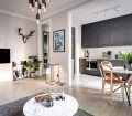 Small Apartment With Well Planned Layout And Luxurious Contemporary Design Idesignarch Interior Design Architecture Interior Decorating Emagazine