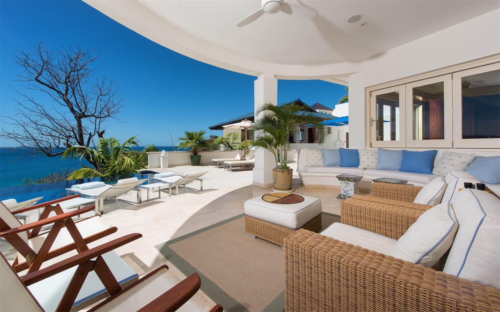 Exclusive Contemporary Beach Front Estate In Costa Rica