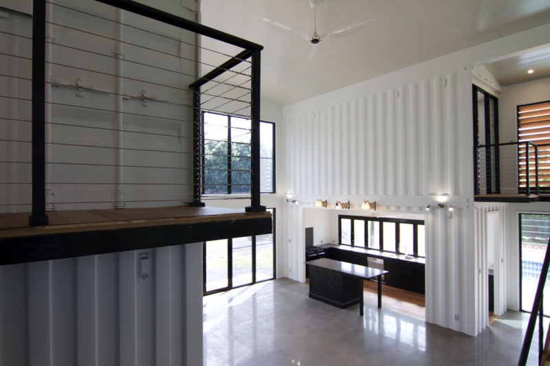 Luxury Container Home With High End Interior Finishes  iDesignArch  Interior Design