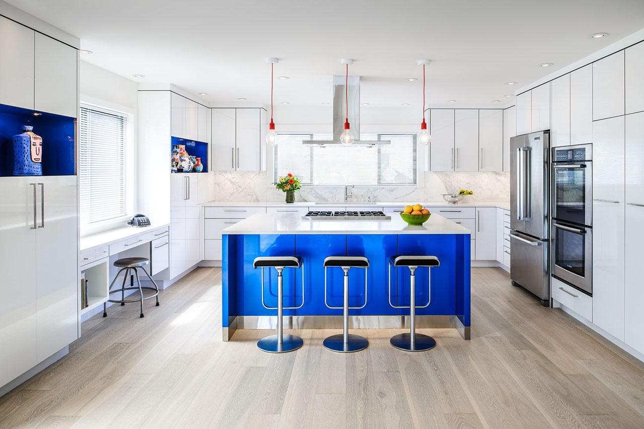 Inspiring Contemporary Luxury Custom Kitchen Designs Idesignarch Interior Design Architecture Interior Decorating Emagazine