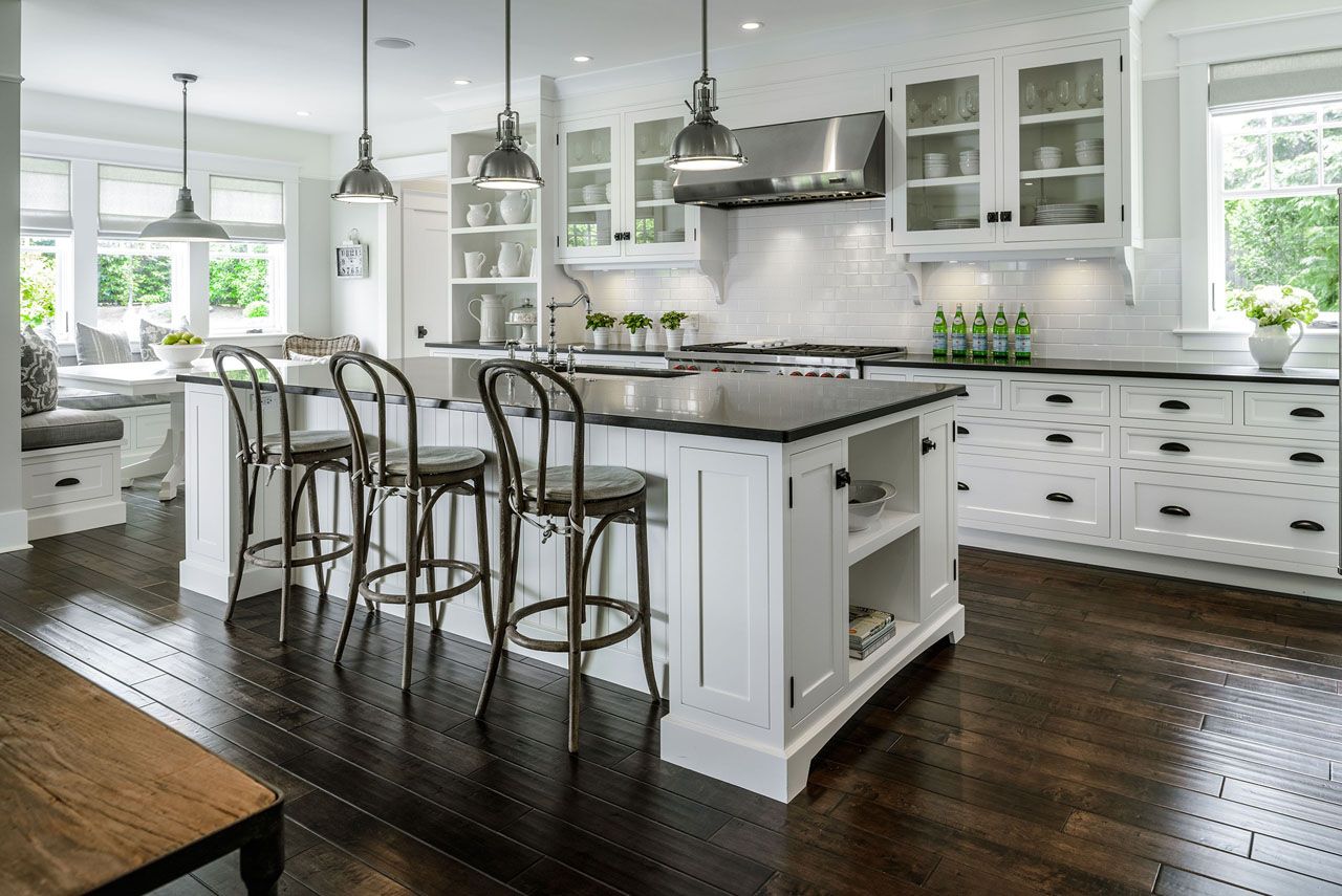 Inspiring Contemporary Luxury Custom Kitchen Designs