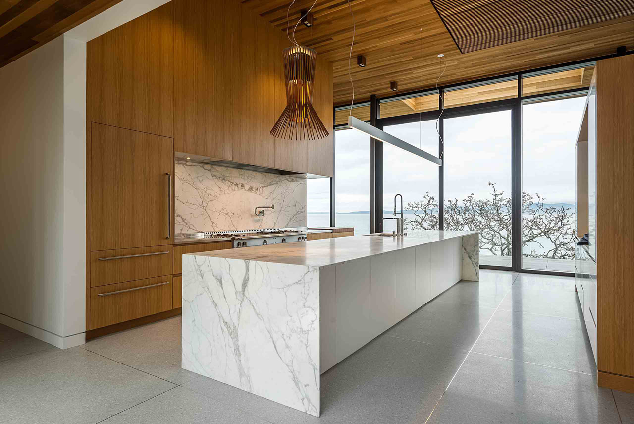 Luxury Contemporary Modern Custom Kitchen Design5