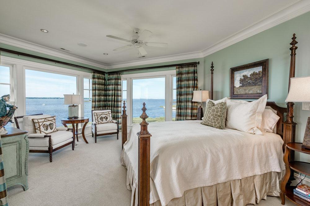 Elegant Waterfront Beach Mansion In North Carolina With Caribbean Flair IDesignArch Interior