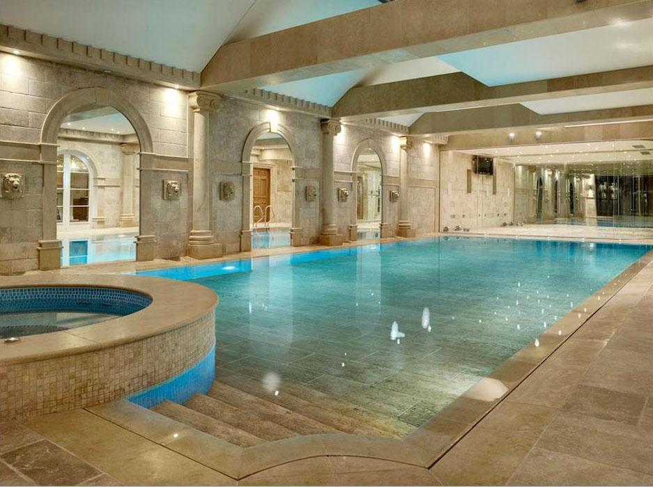 Luxury Indoor Pool Ideas 4