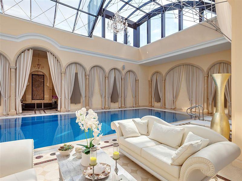 Inspiring Indoor Swimming Pool Design Ideas For Luxury