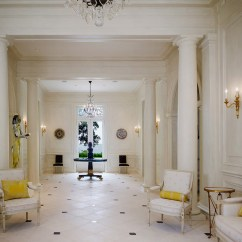 Miami Kitchen Cabinets Surplus French Neoclassical Mansion On A Bluff Over The Potomac ...