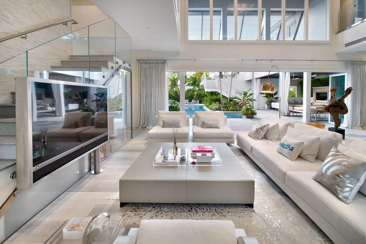 Luxury Modern Coastal Living Naples Florida 5