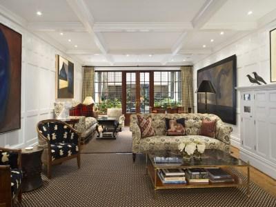 Elegant Manhattan Townhouse With Indoor Swimming Pool ...