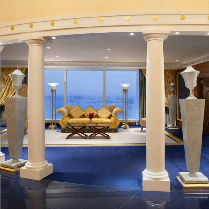 Lavishly Appointed Luxury Suites At Burj Al Arab IDesignArch Interior Design Architecture