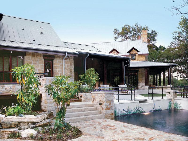 Ranch House Design Ideas