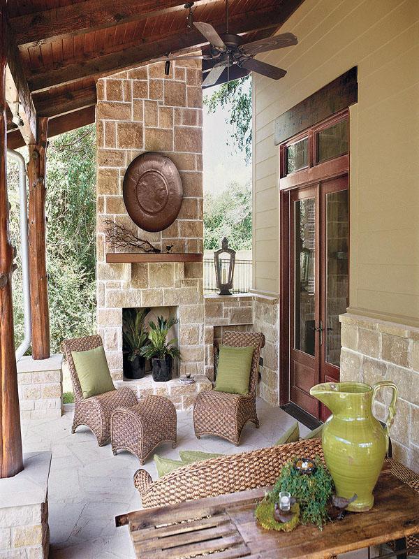 Gorgeous Texas Ranch Style Estate IDesignArch Interior Design Architecture Amp Interior