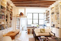 Brooklyn Brownstone Balances Between New And Old ...