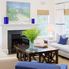 Hollywood Regency Living Room Decorating Ideas Navy Blue And Dark Brown Modern Simplicity With Dashes Of Colour | Idesignarch ...