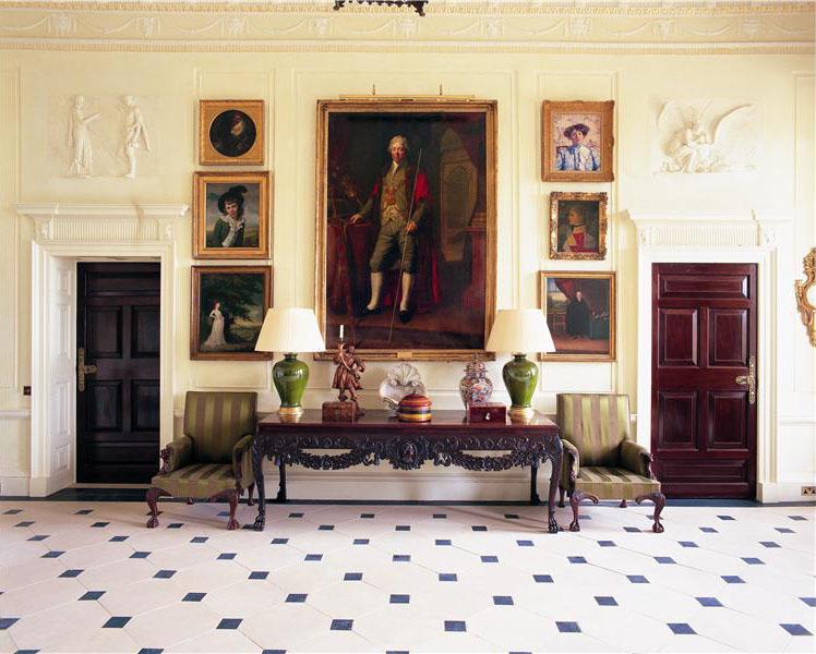 Georgian Style Estate In County Kildare IDesignArch Interior Design Architecture Amp Interior