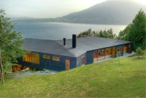 Modern Lake House Design Plans