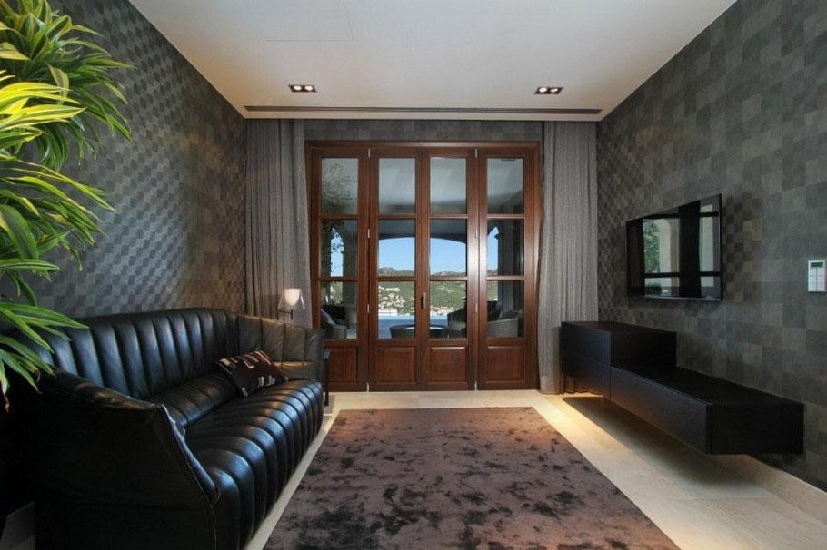 Modern Mediterranean Luxury Villa In Mallorca