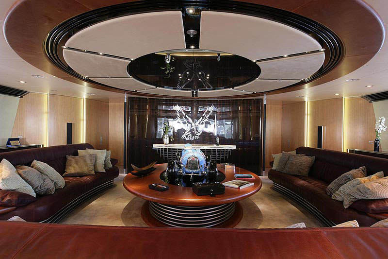 Luxury Sailing Yacht Maltese Falcon  iDesignArch