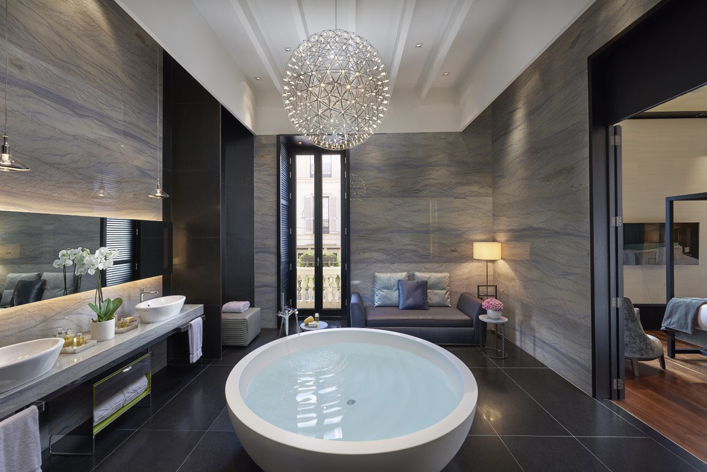 Mandarin Oriental Milan Hotel Timeless Luxury With Chic