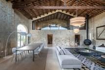 Mediterranean House Interior