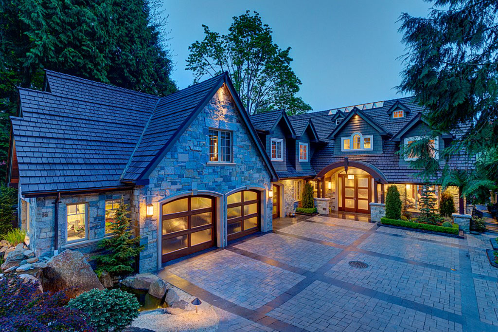 Mercer Island Luxury Waterfront Estate  iDesignArch  Interior Design Architecture  Interior