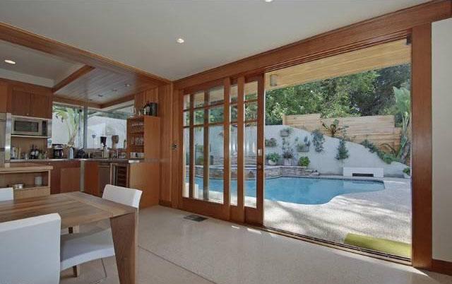 Mid Century Modern Home In Los Angeles IDesignArch Interior Design Architecture Amp Interior