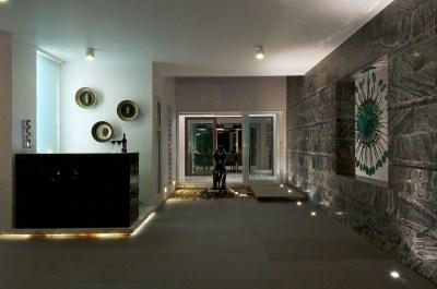 Minimalist Bungalow In India | iDesignArch | Interior ...