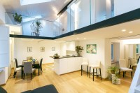Renovated Duplex Apartment in Torino with More Open and ...