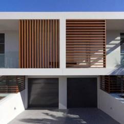Wooden Frame Beach Chairs Office Chair Steel Base Modern Duplex With Views Of Sydney Harbour | Idesignarch Interior Design, Architecture ...