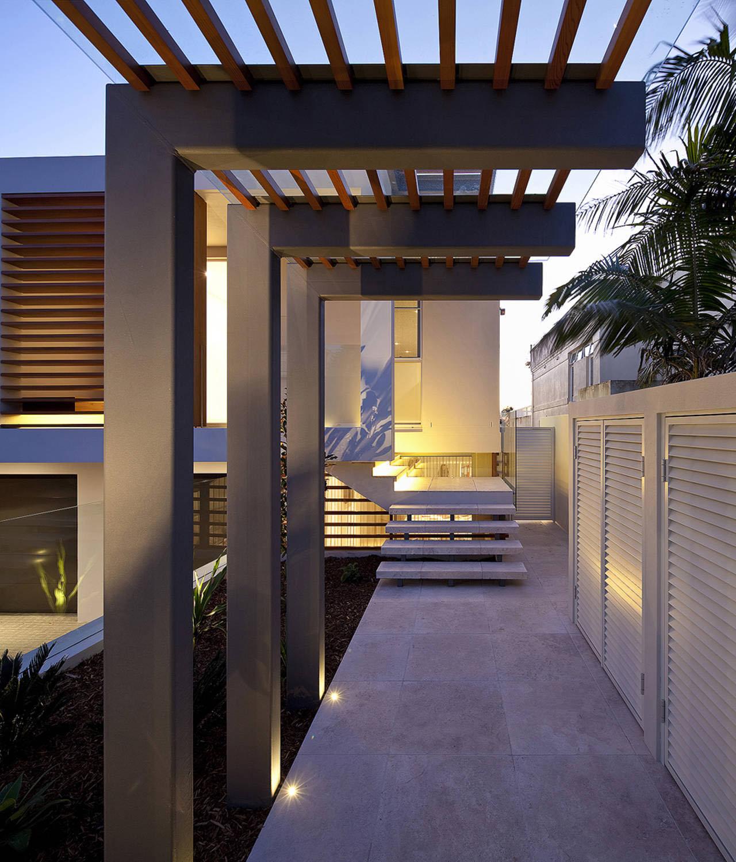 Modern Duplex With Views Of Sydney Harbour IDesignArch Interior Design Architecture