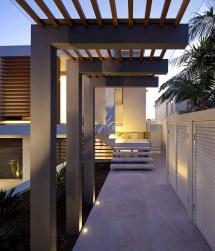 Modern Home Entrance Walkway Designs