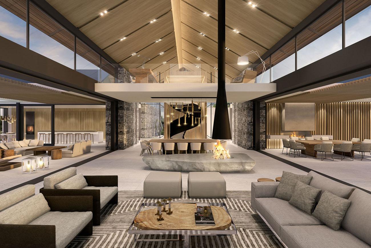 Modern Farm Style Luxury Home South Africa 1   iDesignArch   Interior Design, Architecture ...