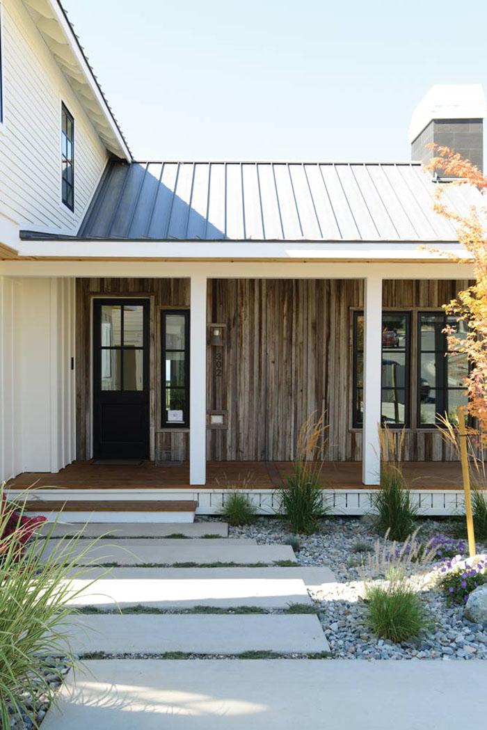 Modern Farmhouse Style Vacation Home With Additional Carriage House IDesignArch Interior