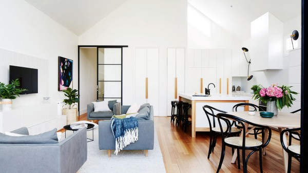 Modern Makeover Of Victorian-era Terrace House In