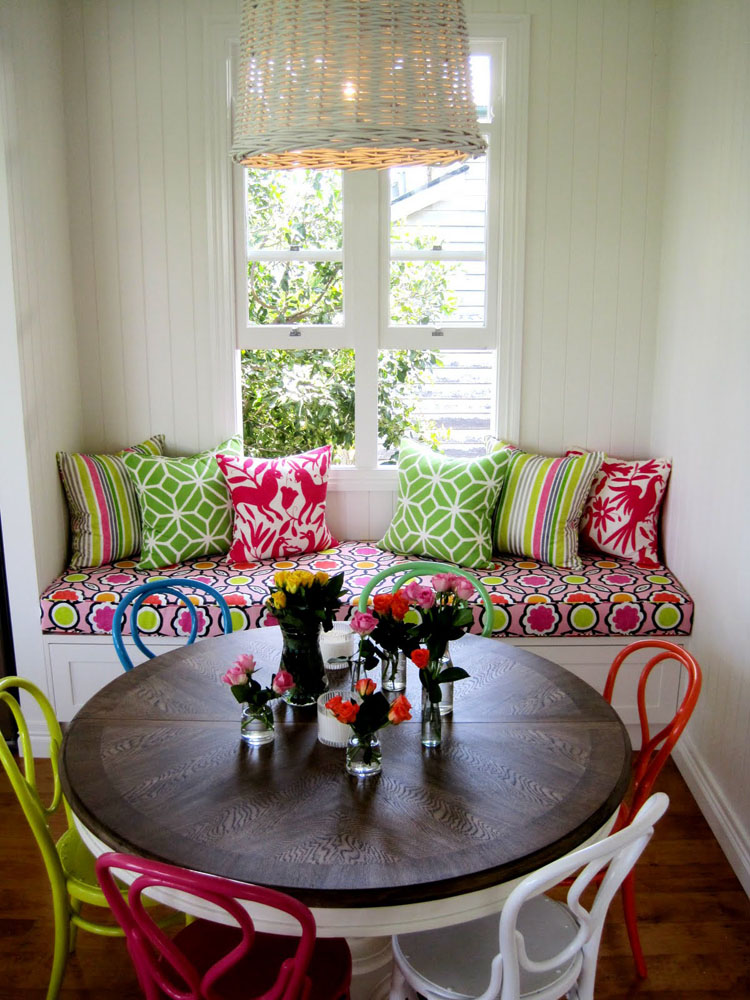 Colourful Modern Interior Design With Vintage Touch IDesignArch Interior Design