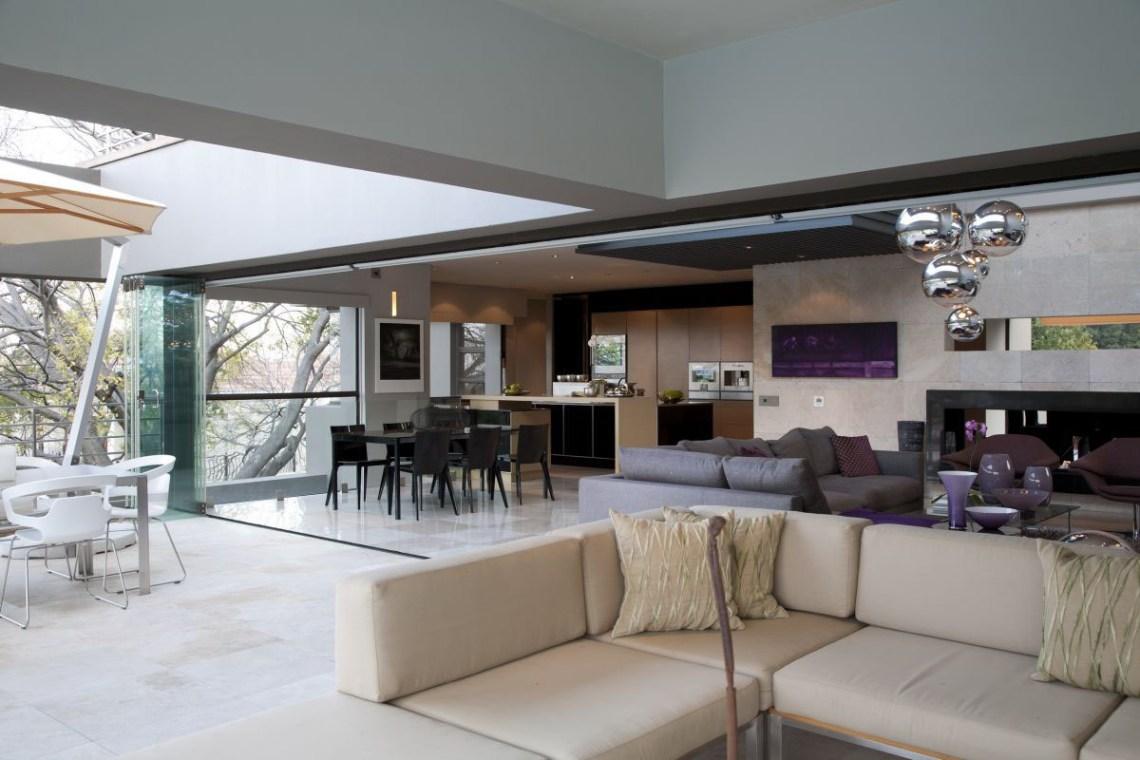Modern Luxury Home In Johannesburg   iDesignArch ...