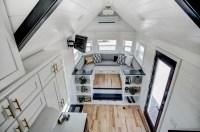 Beautifully Designed Tiny House with Luxury Kitchen and ...