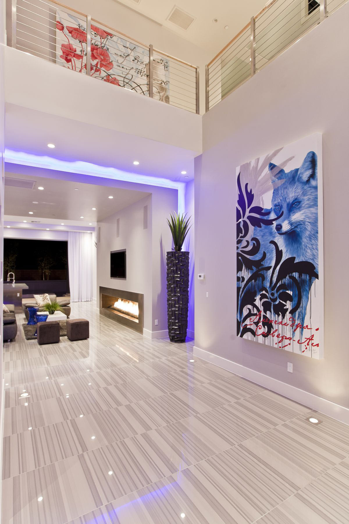 Modern Upscale Home In Las Vegas IDesignArch Interior Design