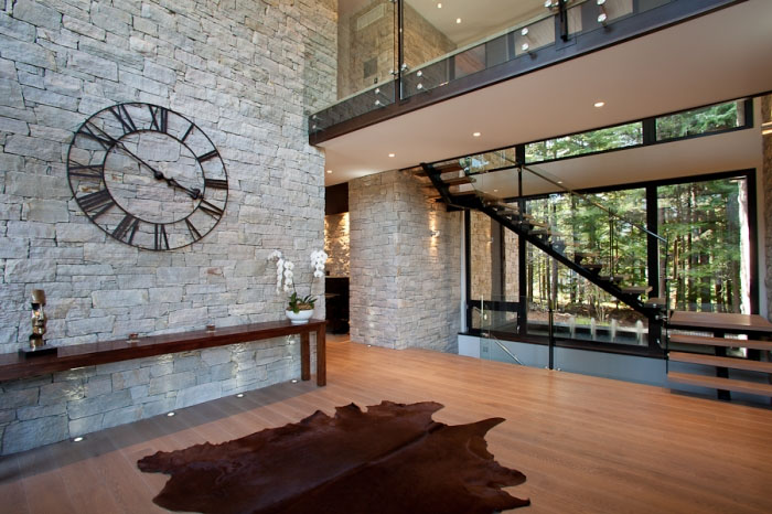 Modern Chalet In Whistler  iDesignArch  Interior Design Architecture  Interior Decorating