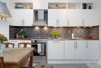 White Modern Dream Kitchen Designs