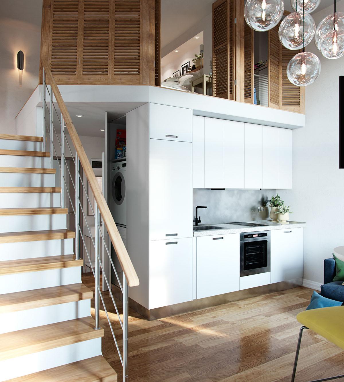 idee amenagement mezzanine d coration de maison id es de. Black Bedroom Furniture Sets. Home Design Ideas