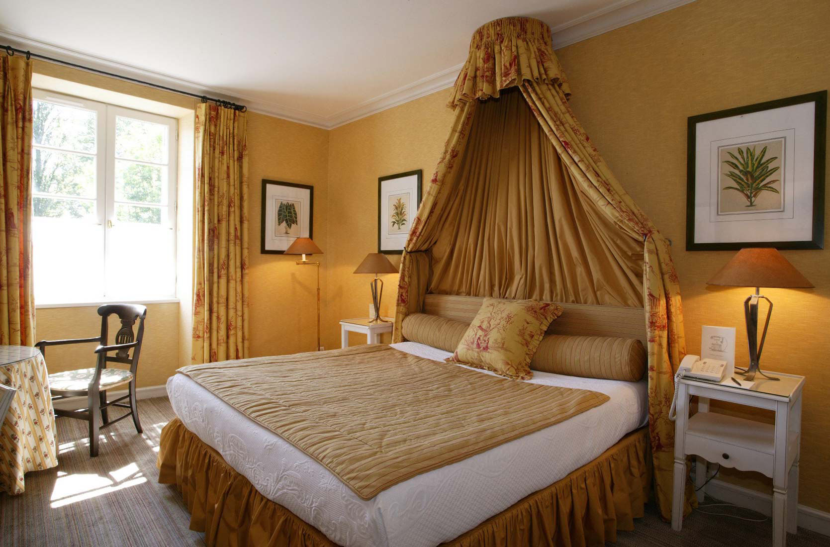 Le Moulin De LAbbaye  A Charming French Village Hotel In