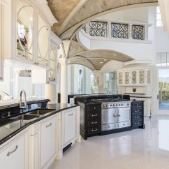 Ideas For Kitchen Cabinets Wall Cabinet Mountain-chateau-mansion-colorado_7